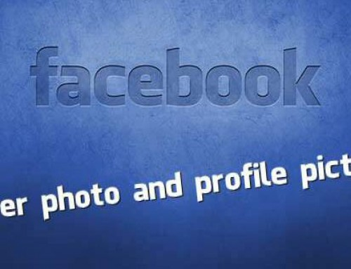Facebook Cover Photo and Profile Picture size