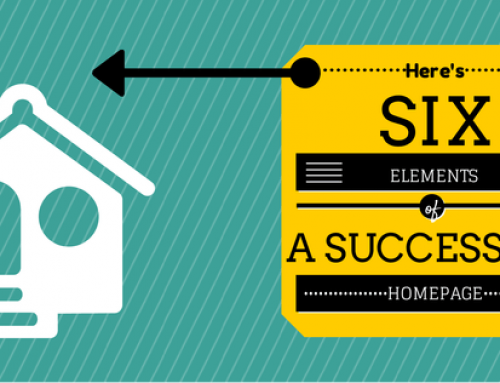 6 Essentials You Really Need On Your Homepage