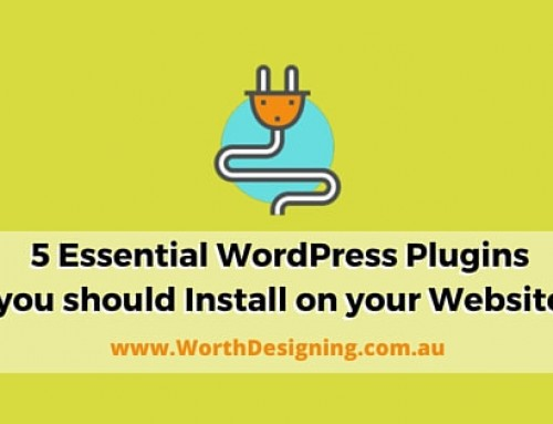 5 Essential WordPress Plugins you should Install